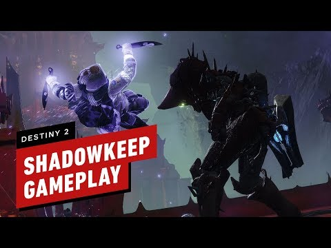 11 Minutes of Destiny 2: Shadowkeep Open Story Mission Gameplay - UCKy1dAqELo0zrOtPkf0eTMw
