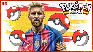 Pokémon Iberia Ep.46 - PELEA CONTRA LIONEL MESSI