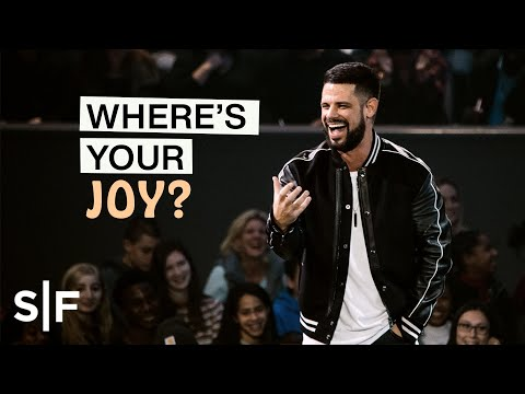 Where's your joy?  Pastor Steven Furtick