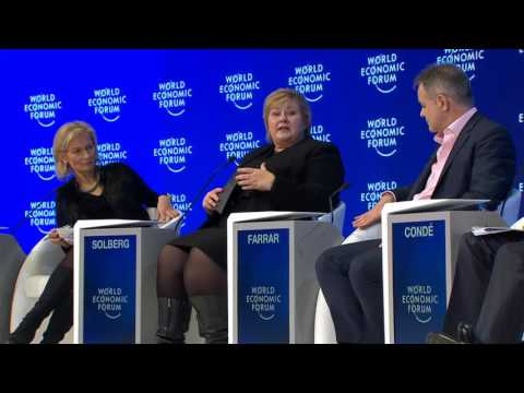 Davos 2017 - CEPI A Global Initiative to Fight Epidemics