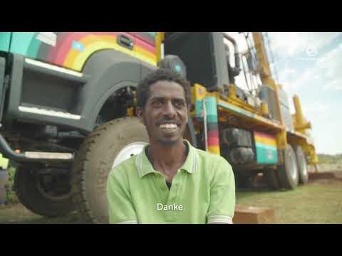 Trinkwasser mit Viva con Agua in Äthiopien