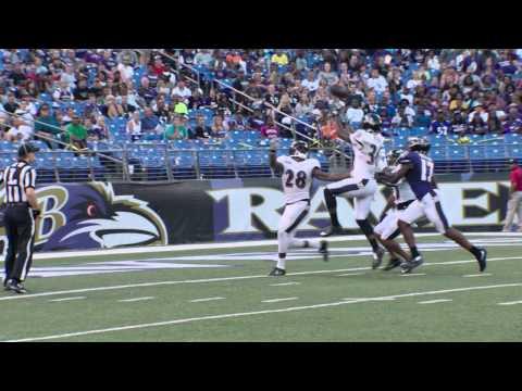 Top Play: Nick Perry Intercepts Deep Pass