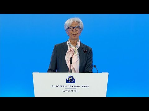 Lagarde Says ECB Ready to Adjust All Instruments as Needed