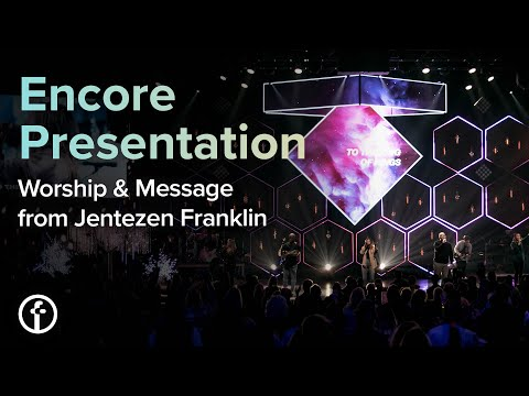 Encore Presentation  Jentezen Franklin