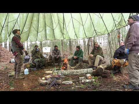 Group Wild Camp - Rendezvous Part 2