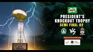Isipathana College v St. Peter's College - Milo President's Trophy 2019 - SF 2