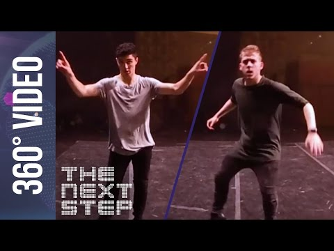 The Next Step: Show the World - The Tap-Off (360° / VR Video)