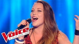 Depeche Mode  – Enjoy the Silence | Julie Moralles | The Voice France 2016 | Blind Audition