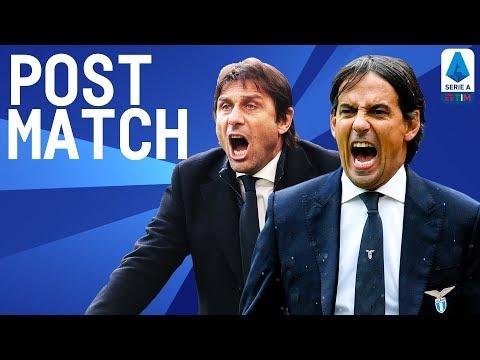Lazio 2-1 Inter | Inzaghi & Conte Post Match Press Conference | Serie A TIM