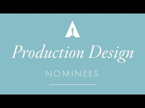 Oscars 2017: Production Design Nominees