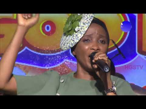 PRAISE TEAM POWERFUL MINISTRATION  RCCG JANUARY 2021 HOLY GHOST SERVICE