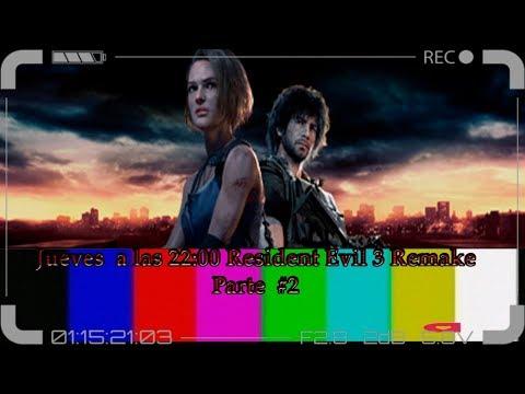 [*Resident Evil 3 Remake Parte#2]