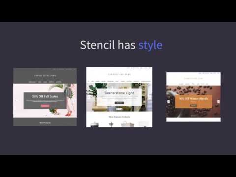 Stencil Introduction