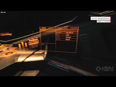 Elite Dangerous Gameplay Demo - IGN Live: Gamescom 2014 - UCKy1dAqELo0zrOtPkf0eTMw