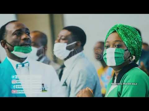 PROPHETIC PRAYER WALK - NIGERIA SHALL RISE AGAIN!  DR. PAUL ENENCHE