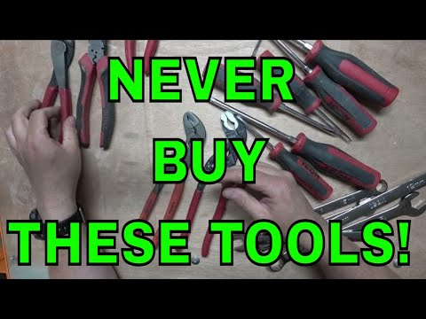 Never Buy These Tools From Harbor Freight!