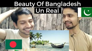 Pakistani boys React to UnReal Beauty Of Bangladesh