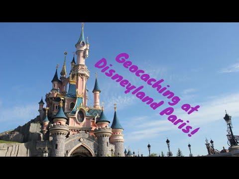 GeoPaul Special: Geocaching Around Disneyland Paris!🇫🇷