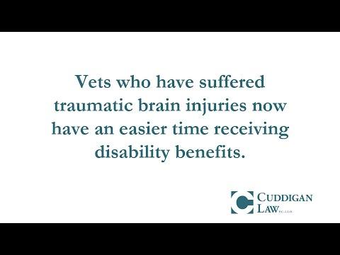 VA Benefits for Traumatic Brain Injury