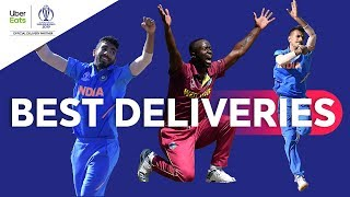UberEats Best Deliveries of the Day | West Indies vs India | ICC Cricket World Cup 2019