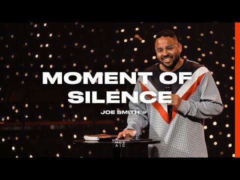 Moment of Silence  Joe Smith - Mosaic