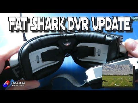 Fat Shark DVR Update: Why bother and what it fixes - UCp1vASX-fg959vRc1xowqpw