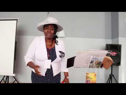 WIM TALK 3 2017-Divine Instruments by Evang. Mrs. Toyin Fatunsin
