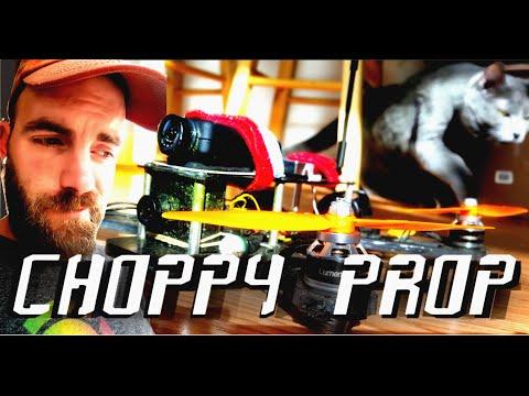 QAV250 FPV FUN | Choppy Prop - UCFw_Bjb6KH6mn038xOHhziA
