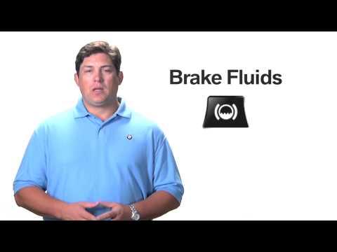 BMW: Brake Fluids