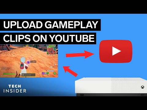 How To Upload Xbox One Clips To YouTube