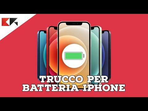 Aumentare durata batteria iPhone: un tru …