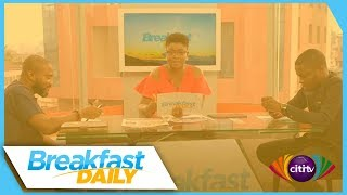 Breakfast Daily: Sandema SecTech  shutdown after violence claims one life