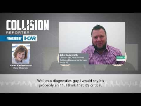 Collision Reporter - Round Table - Rating Importance of Pre- and Post-Scanning