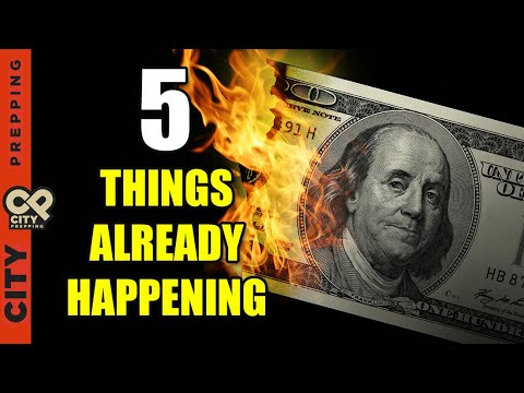 Why the U.S. Dollar May Soon Collapse