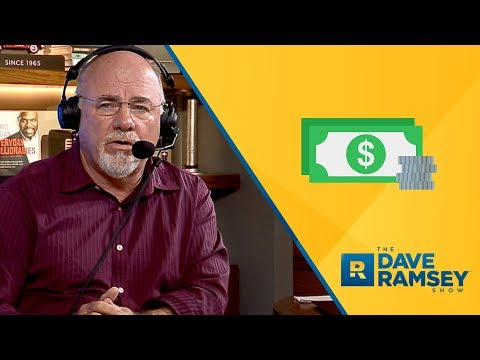 Dave, Why Do You Never Recommend Bankruptcy? - Dave Ramsey Rant
