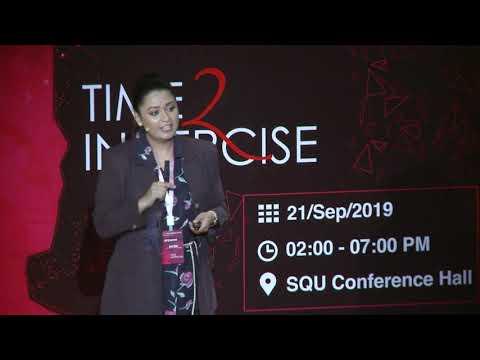 Independent Intelligence | Alena Dique | TEDxMuscatSalon photo