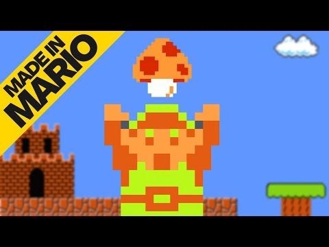 5 Zelda Levels in Super Mario Maker - Made in Mario - UCKy1dAqELo0zrOtPkf0eTMw