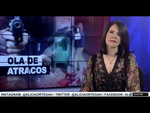 #EmisiónEstelar: ola de atracos
