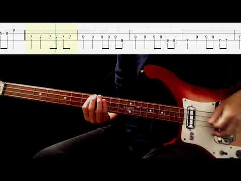 Bass TAB : If I Needed Someone - The Beatles