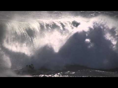 Worst Wipeouts! Big Wave Surfing, Chile 2013