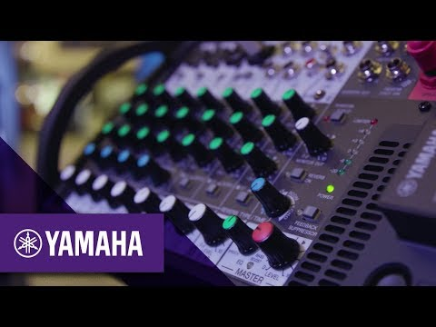 The new Yamaha STAGEPAS BT   Namm Show 2018   Yamaha Music