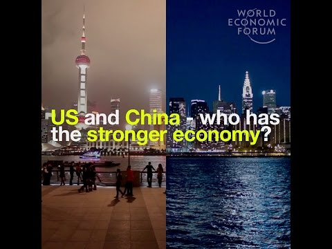 US and China - Who has the stronger economy?