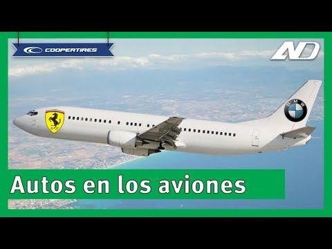 Marcas de autos presentes en la aviación - Aprende Dinámico con Cooper Tires