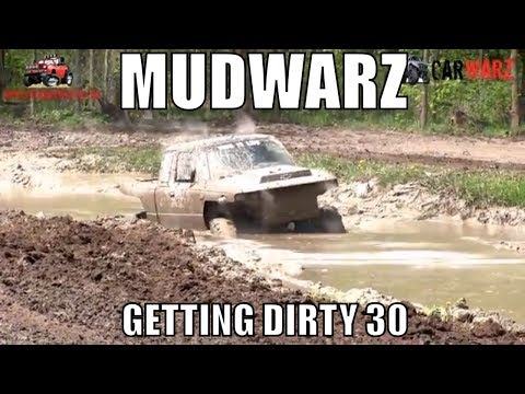 MUDWARZ - GETTING DIRTY VOL 30 - MUD BOG ACTION