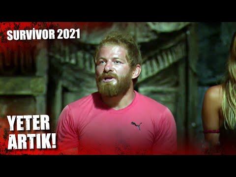 İSMAİL, DORA'YA İSYAN ETTİ! | Survivor 2021