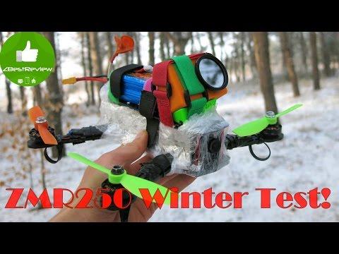✔ ZMR 250 2016 - Летаем На Морозе. ZMR250 Winter Snow Flight! -16*C - UClNIy0huKTliO9scb3s6YhQ