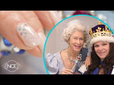The Queen Gets A Natural Nail Manicure