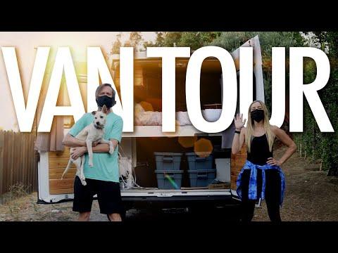 Tom Green's Van Tour!