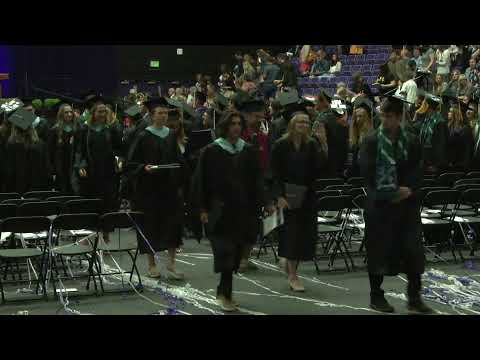 2019 University of Portland Commencement - Afternoon Session