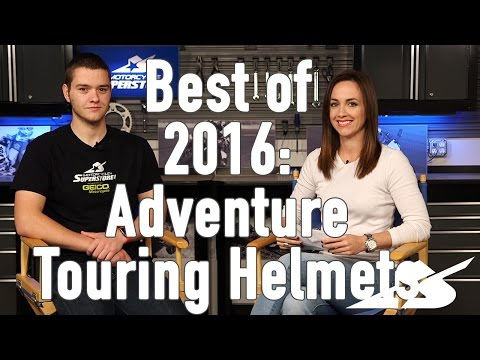 Best of 2016: Adventure Touring Helmets